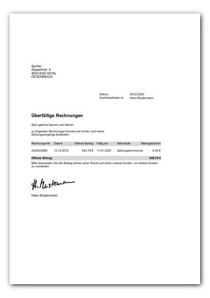 Mahnung Kundenkonten (Rand, rechts)_faq